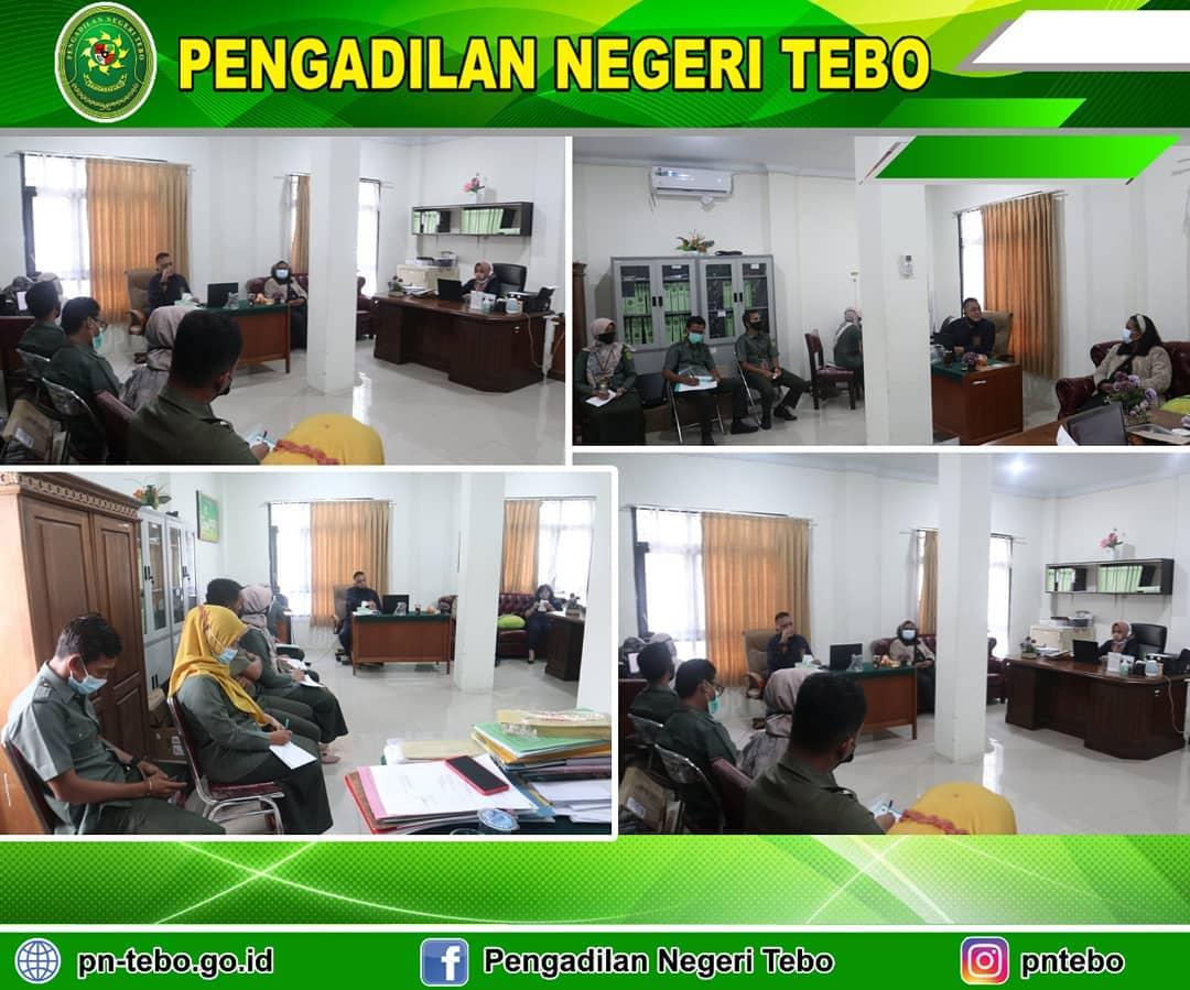 Rapat Kesekretariatan